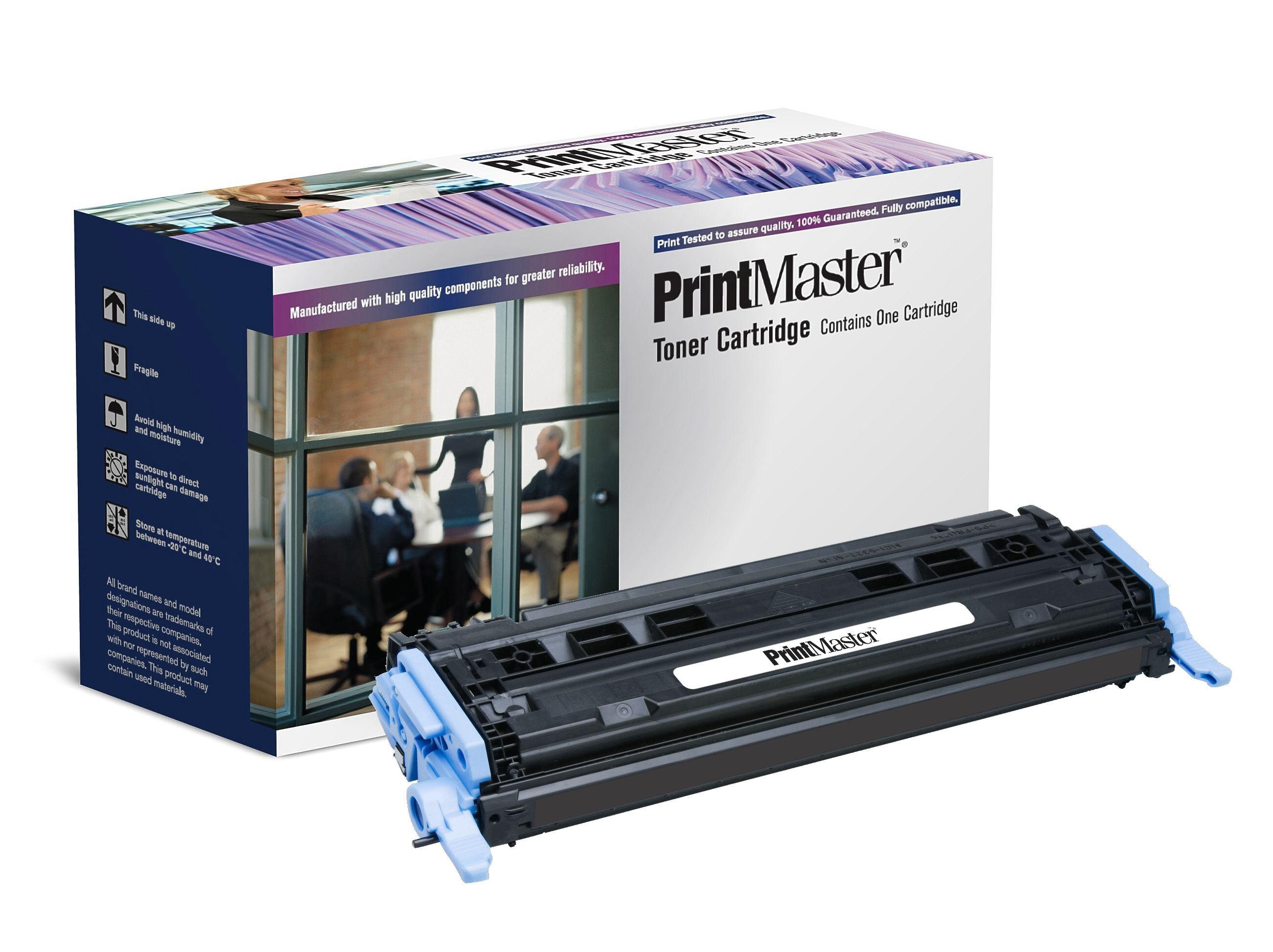 PrintMaster LJ1600/2600 Black Q6000A