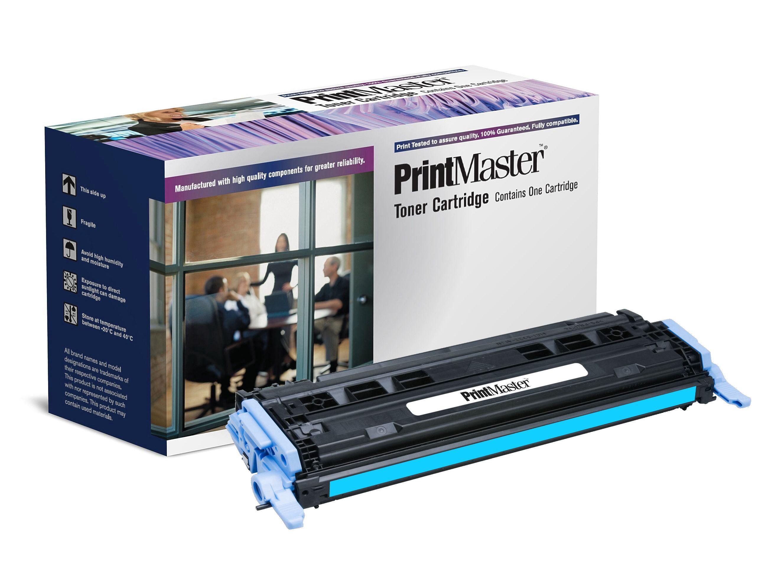 PrintMaster LJ1600/2600 Cyan Q6001A