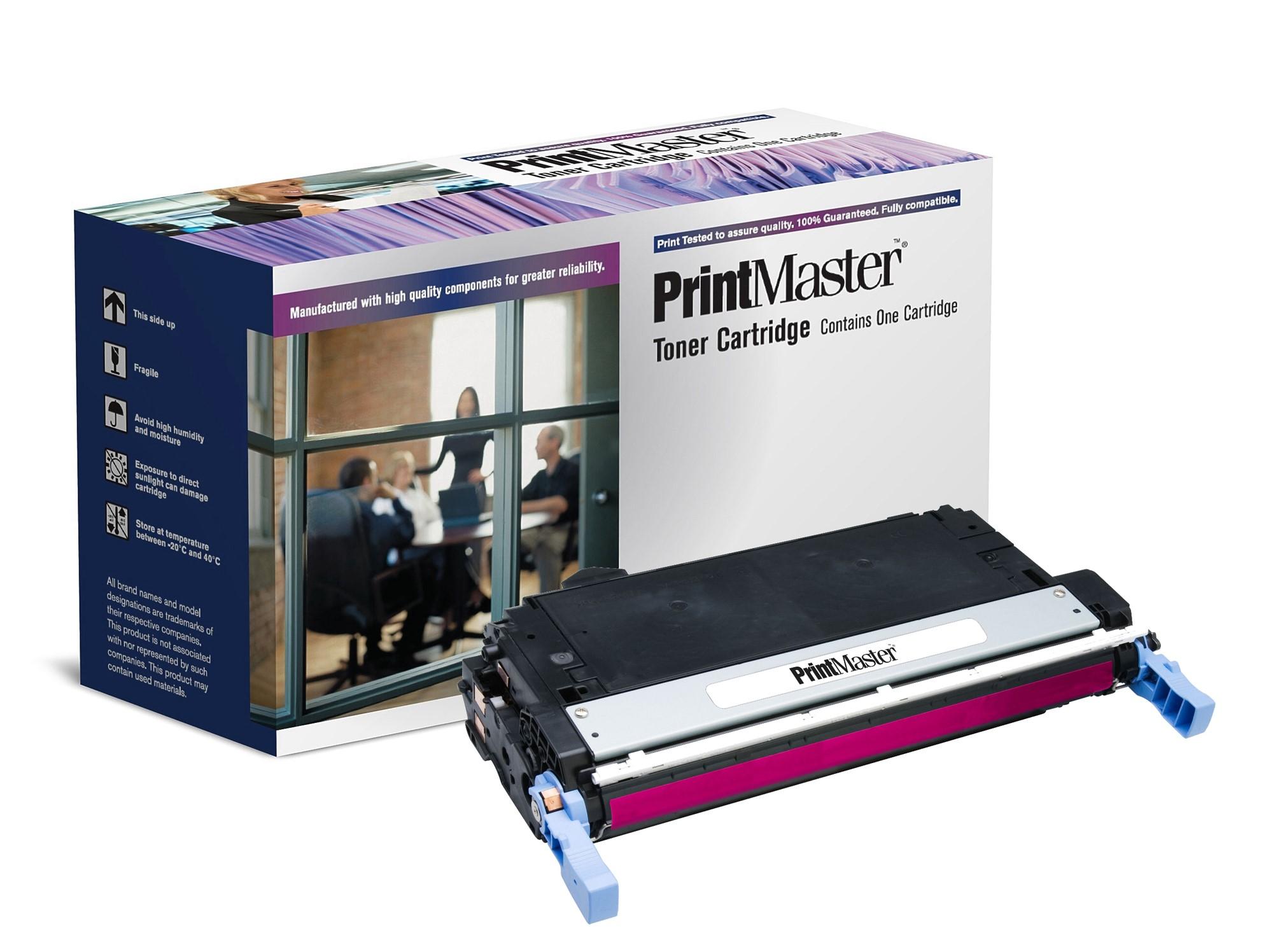 PrintMaster HPLJ 4730 Magenta 12K Q6463A