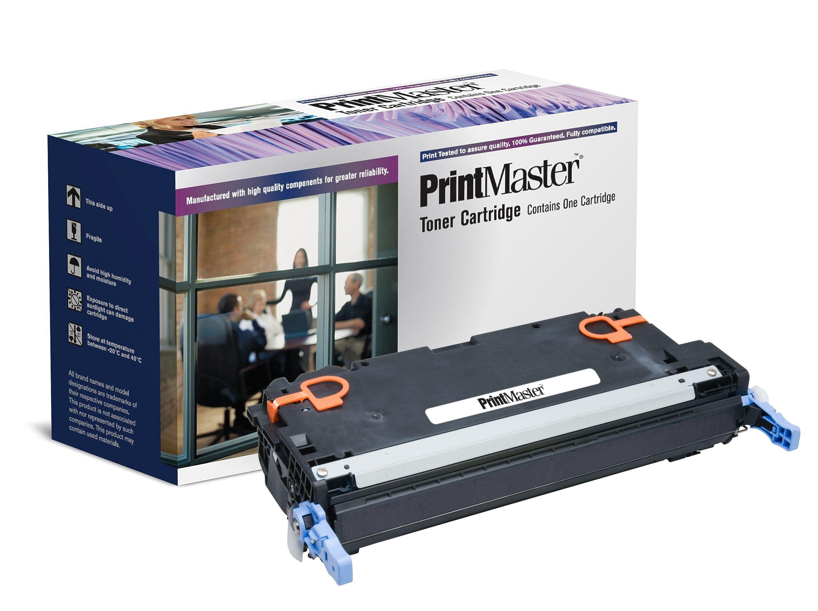 PrintMaster HP 3600/3800 Black 6K Q6470A