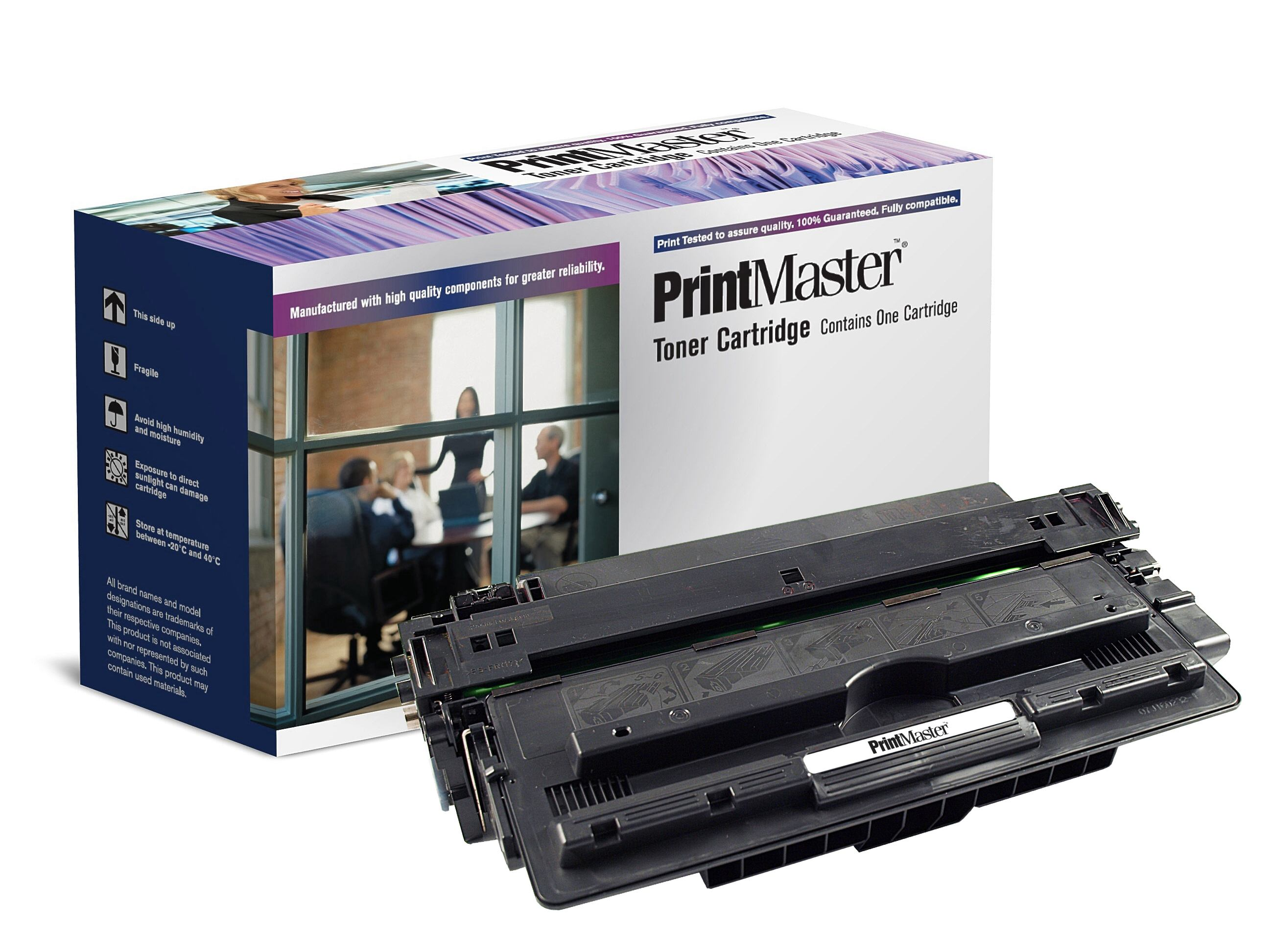 PrintMaster HP LJ5200 Black Toner 12K