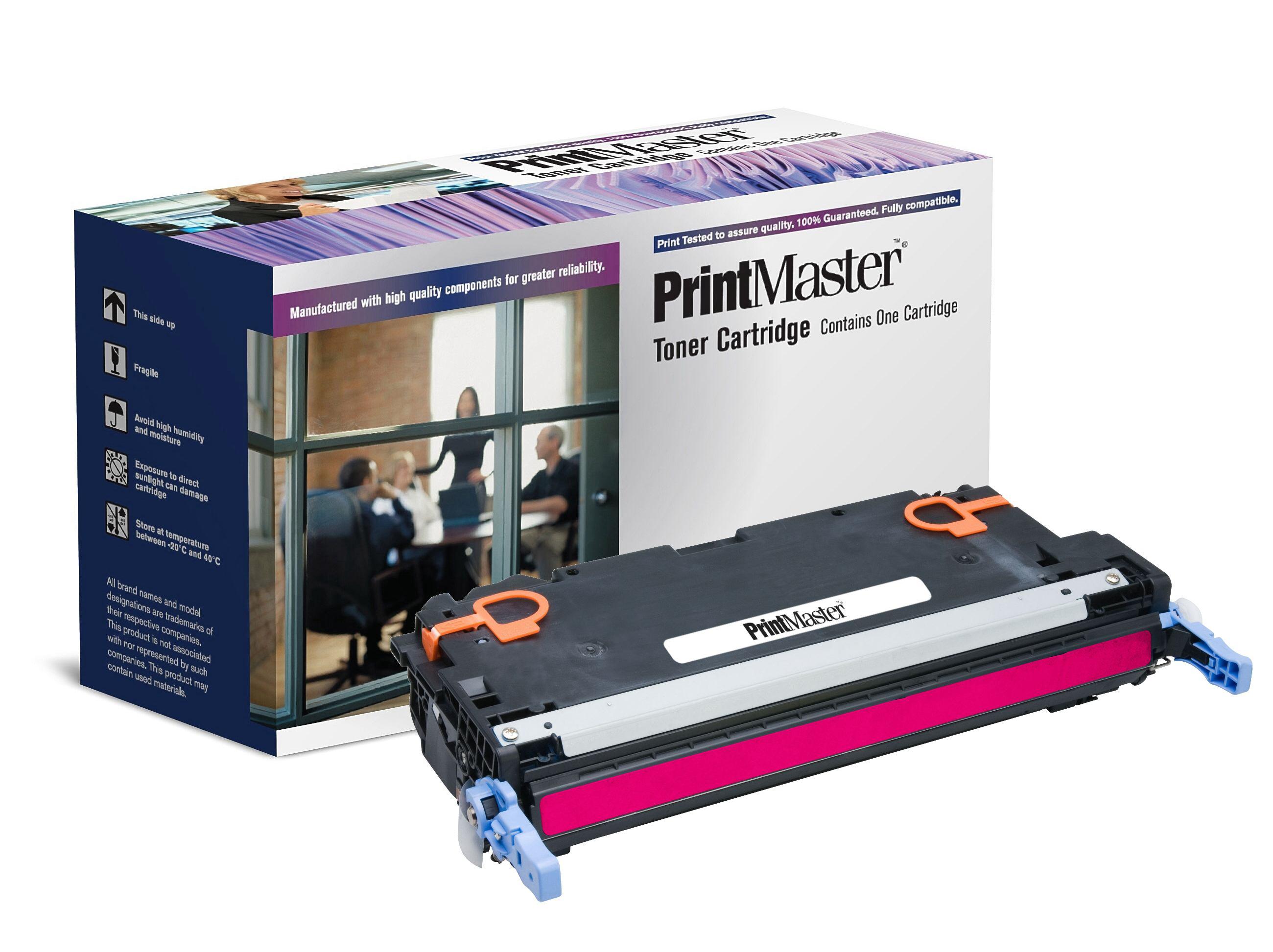 PrintMaster HP LaserJet 3800 Mag 6K Q7583A