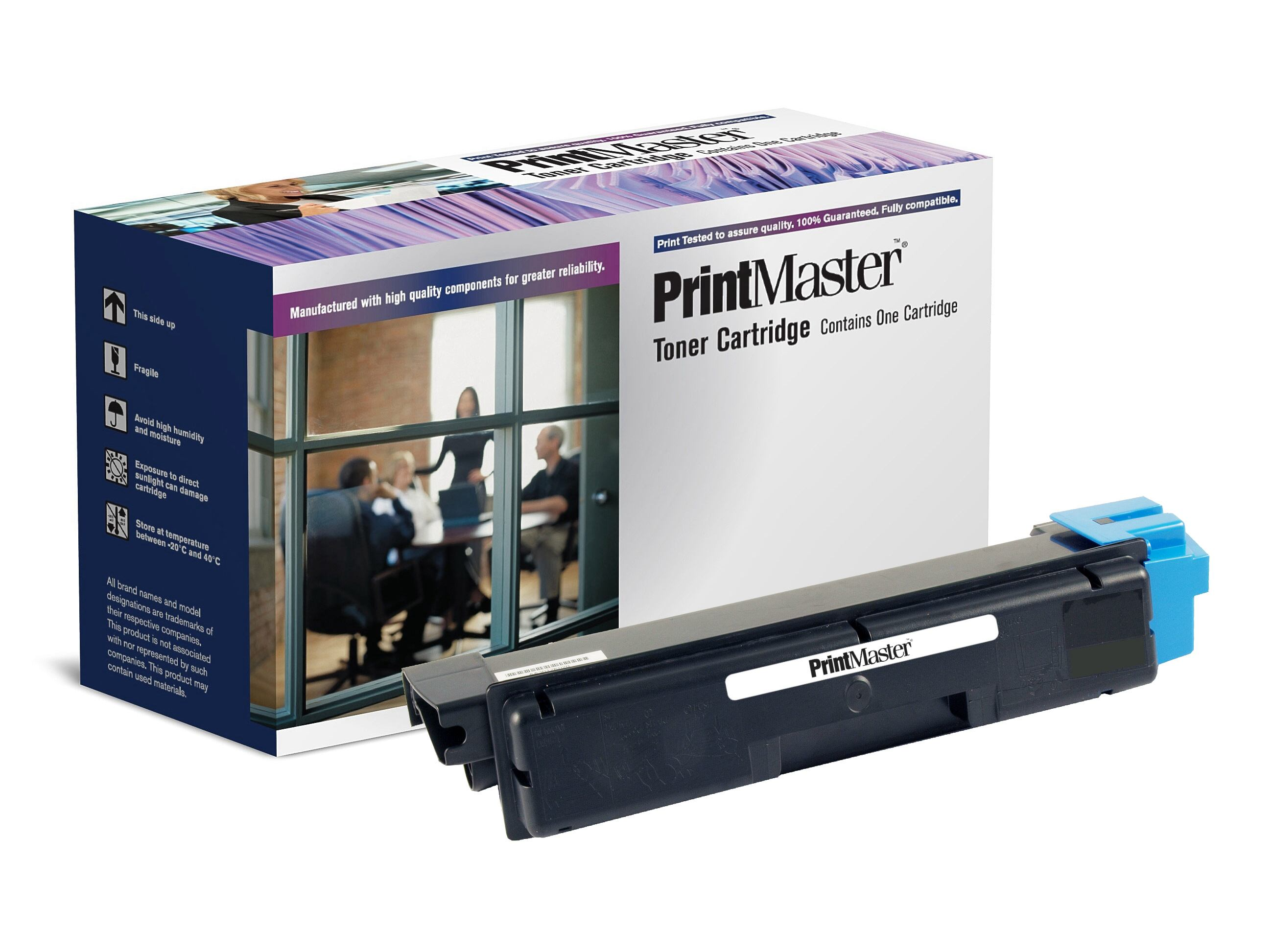 PrintMaster FS-C5150DN Cyan Toner