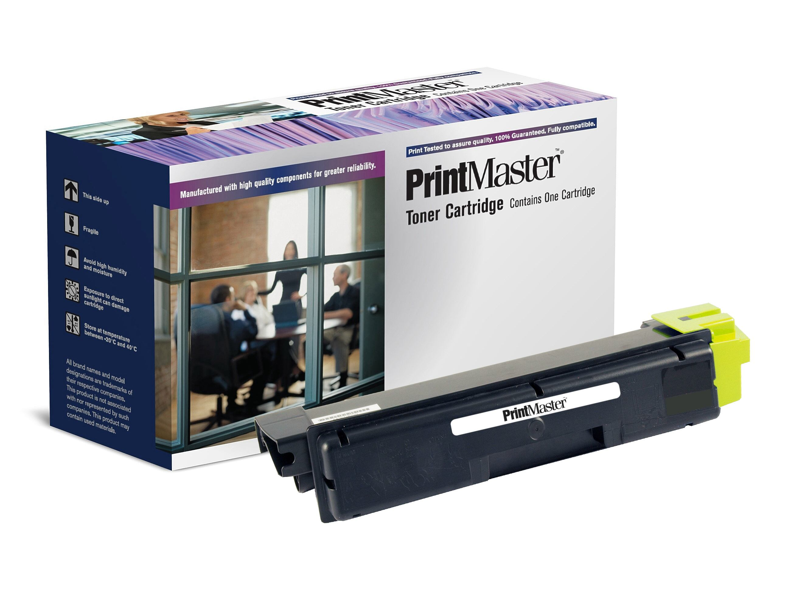 PrintMaster FS-C5150DN Yellow Toner