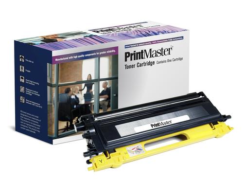 PrintMaster Brother HL4050 Yellow 4K TN135Y