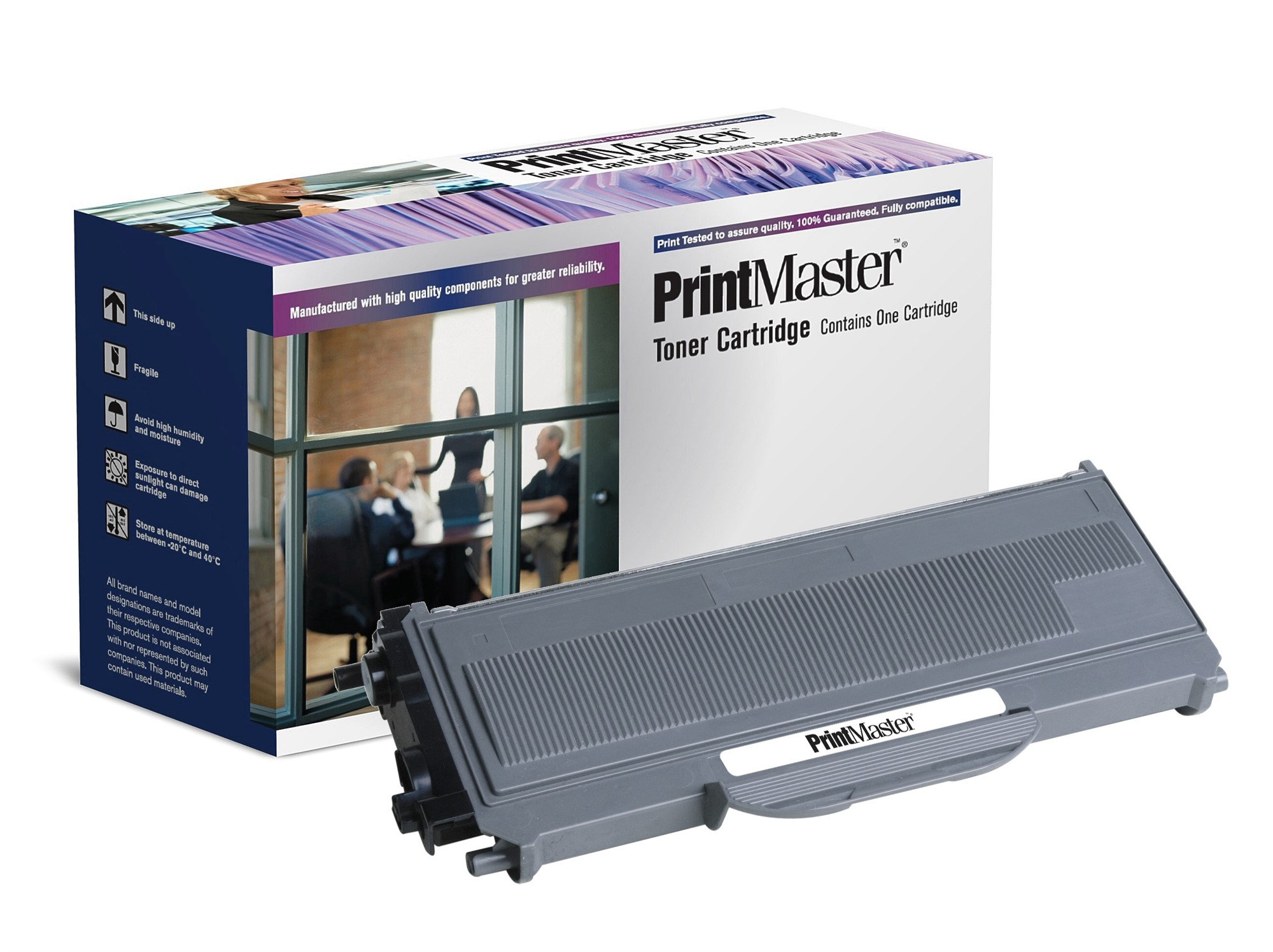 PrintMaster Brother HL2140 High Yield 2.5K TN2120