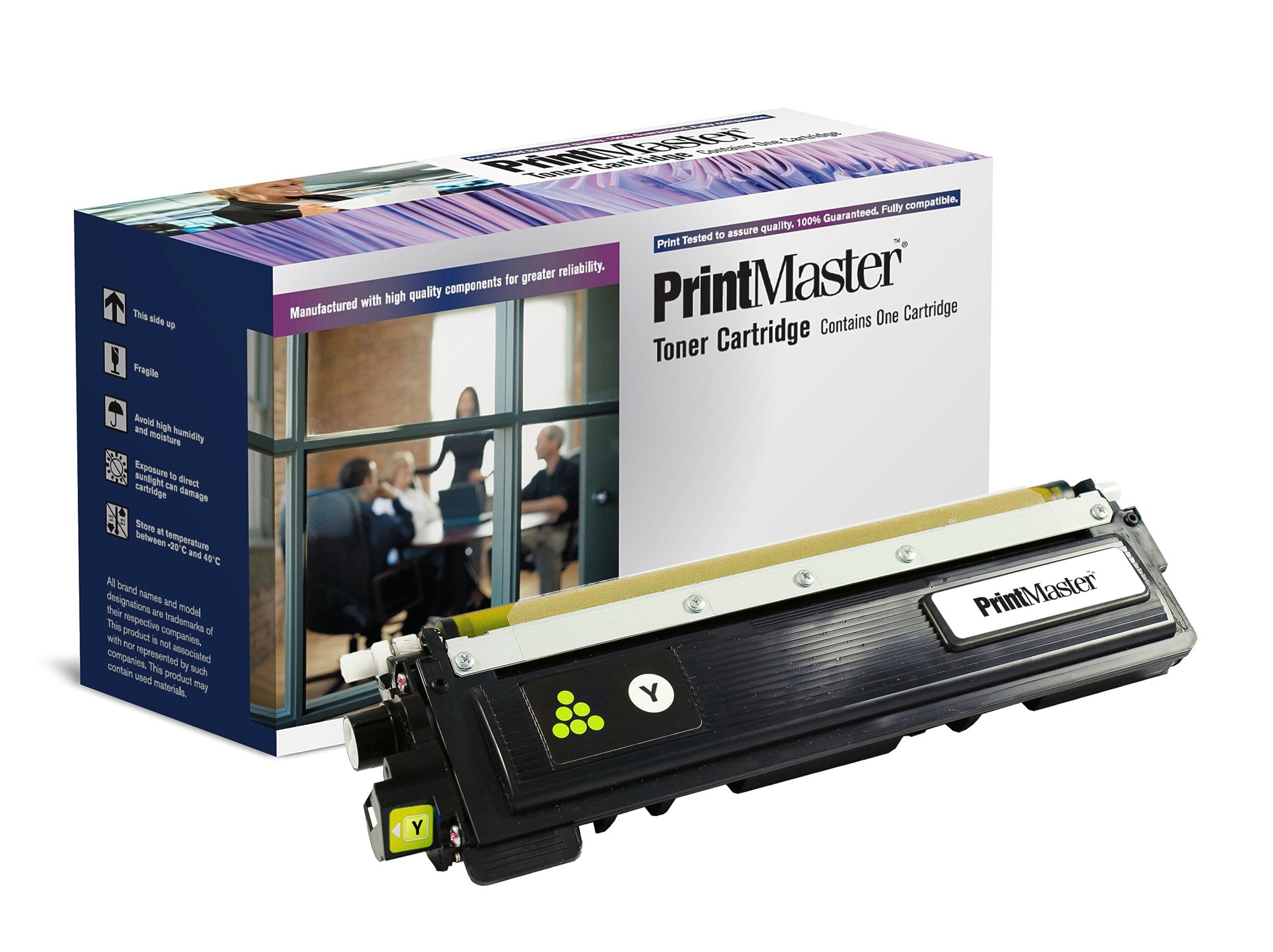 PrintMaster Brother HL3040 Yellow 1.4K TN230Y