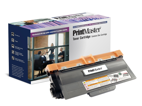 PrintMaster Brother Black High Yield Toner 8K