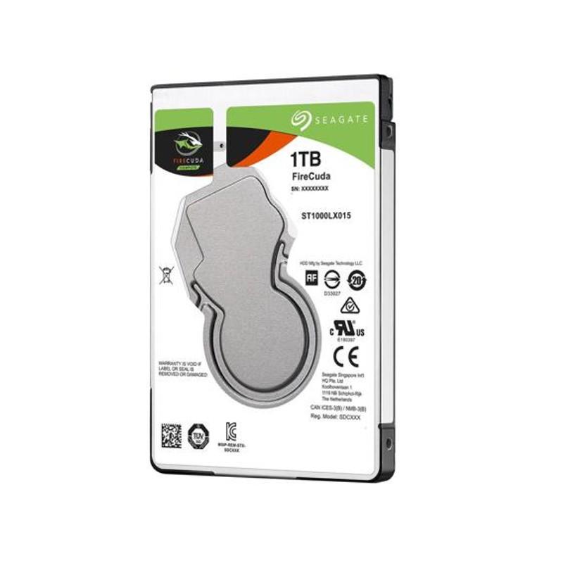 Seagate 1TB Internal FireCuda SATA 2.5 Hard Drive