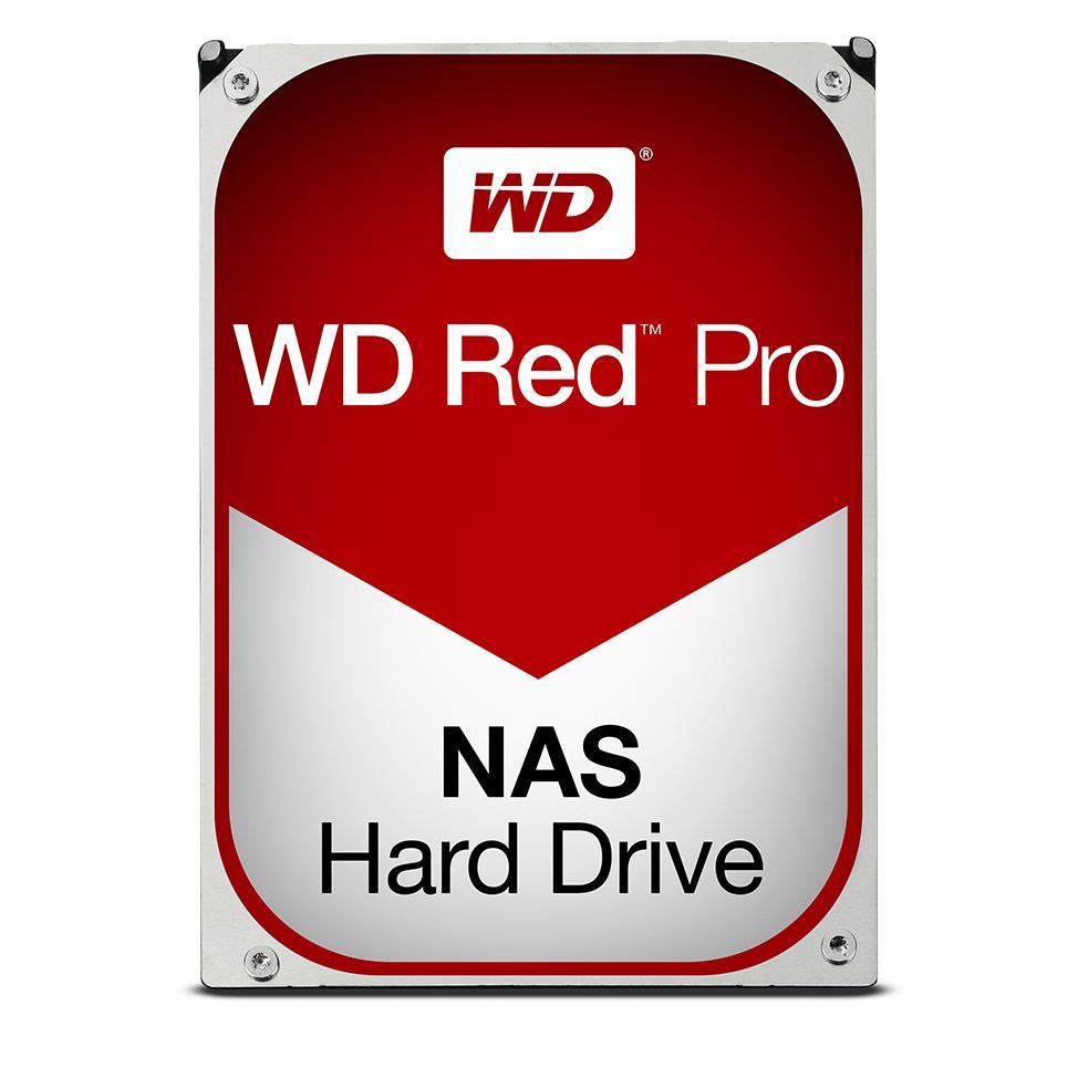 Western Digital WD 2TB RED PRO 64MB 3.5 Inch SATA 6Gb