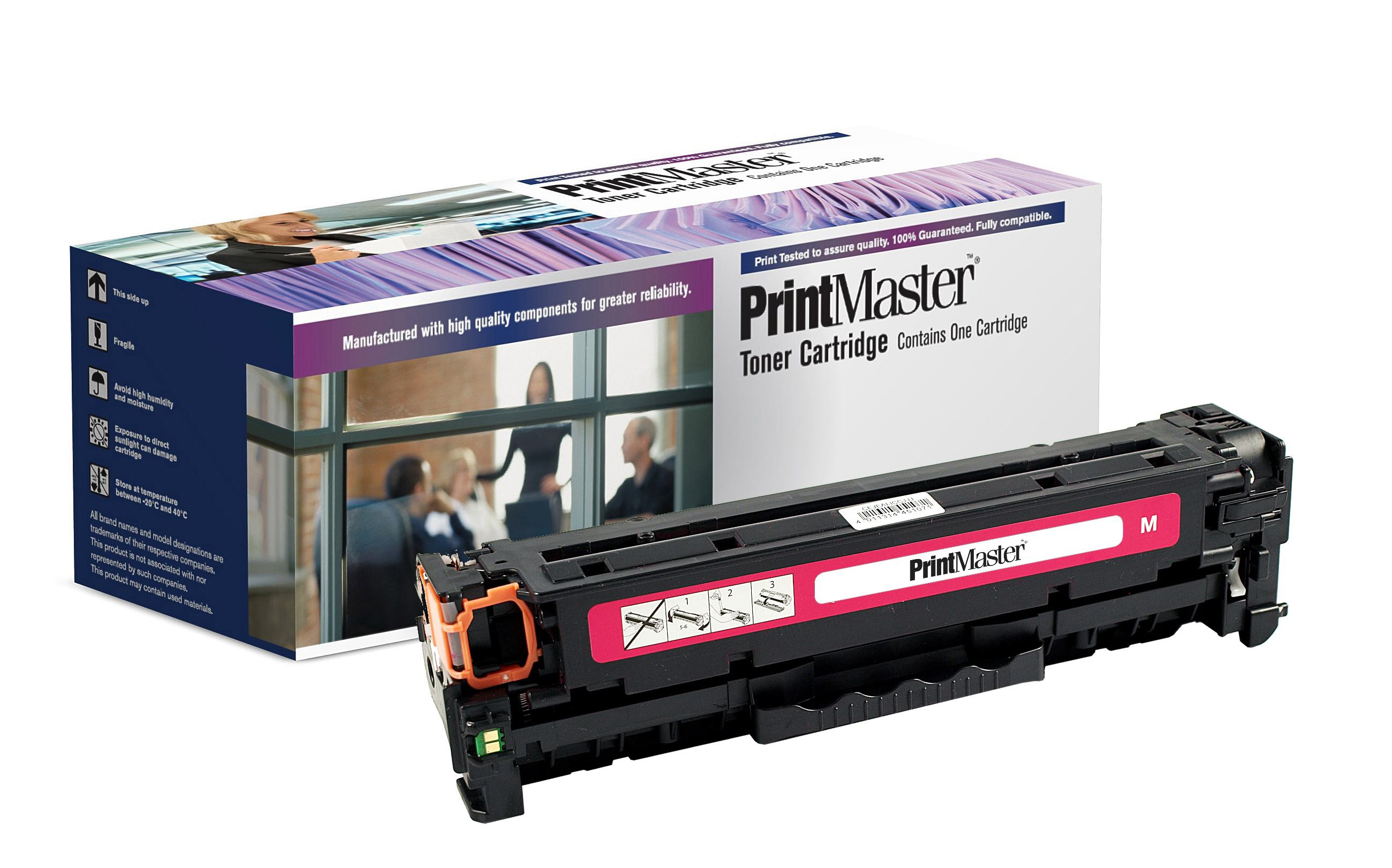 PrintMaster M476 Magenta Toner