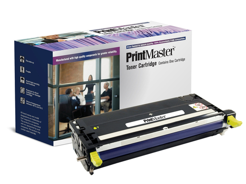 PrintMaster Dell 3130 Hgh Capacity Yellow 9K
