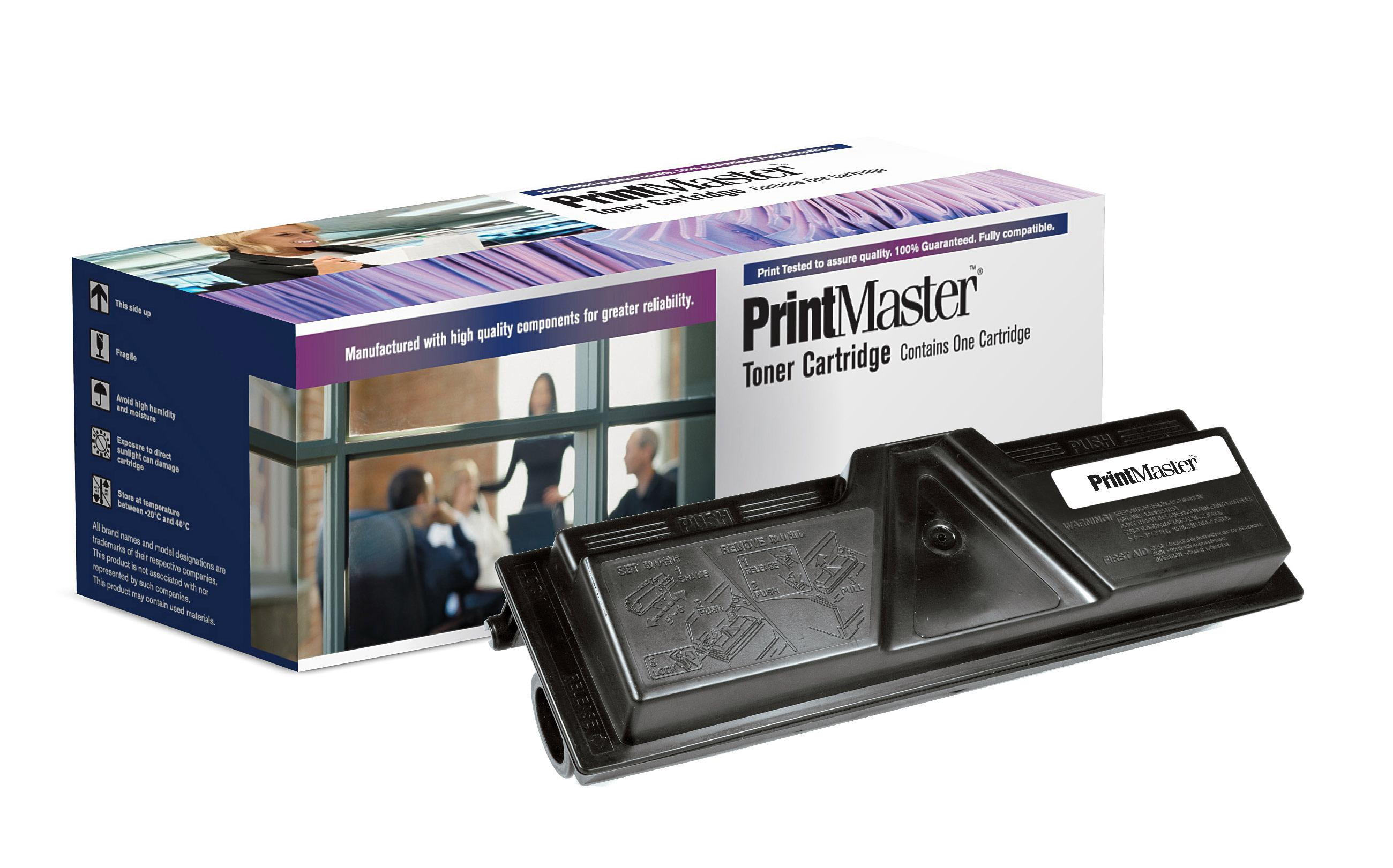 PrintMaster Kyocera FS-1030MPF/1130