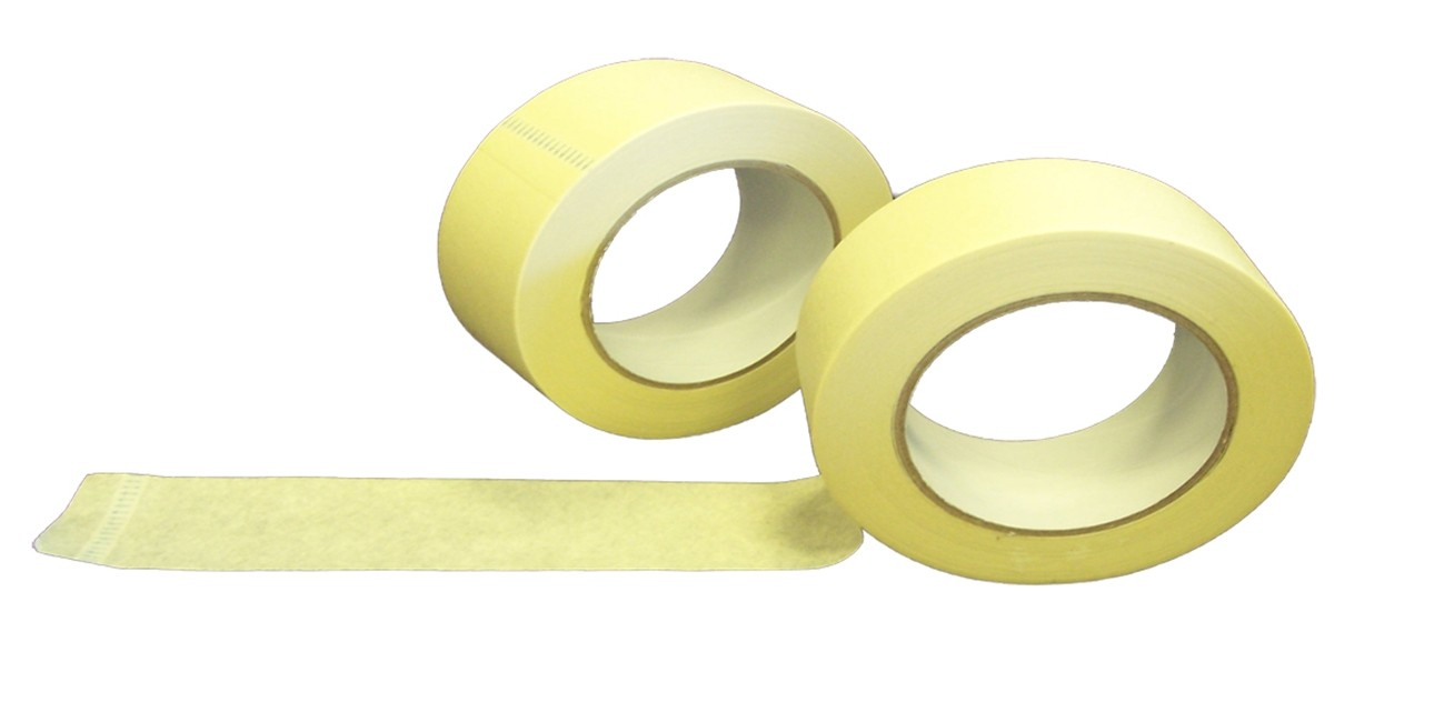Masking Tape ValueX Masking Tape General Purpose 25mmx50m (Pack 9)