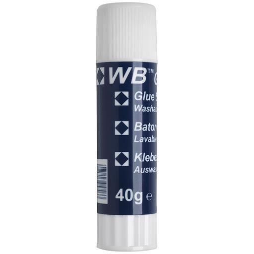 Value Glue Stick PVA 40g Pack 10