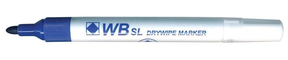 Value Drywipe Bullet Fine BL PK10