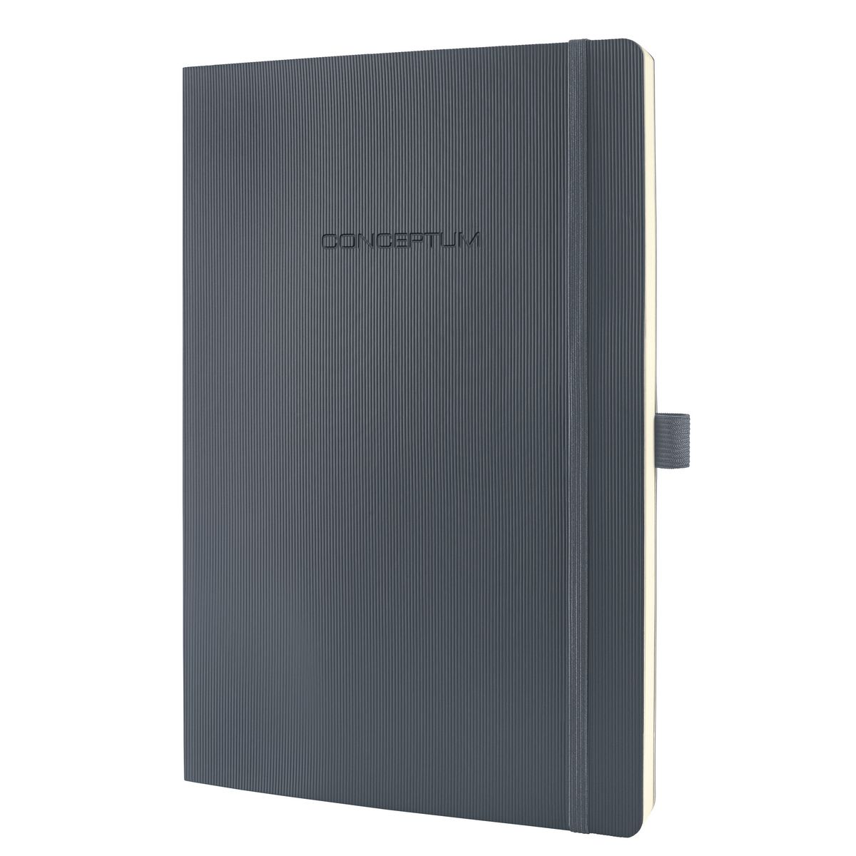 CONCEPTUM Softcover 187x270x14mm GY
