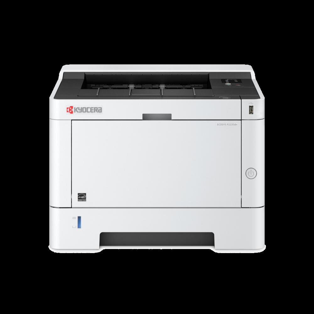 Laser Printers Kyocera P2235DN A4 Mono Laser Printer