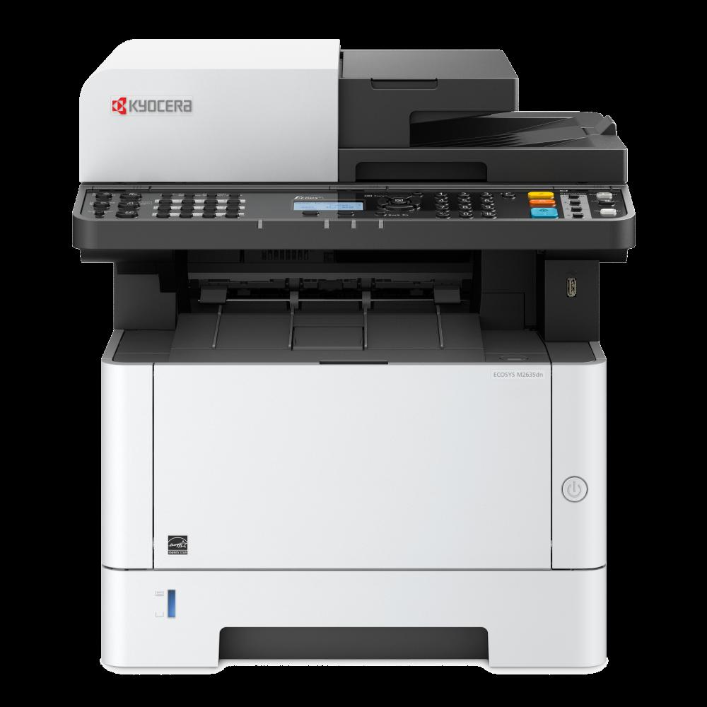 Multifunctional Machines Kyocera M2635DN A4 Mono Multifunction Printer