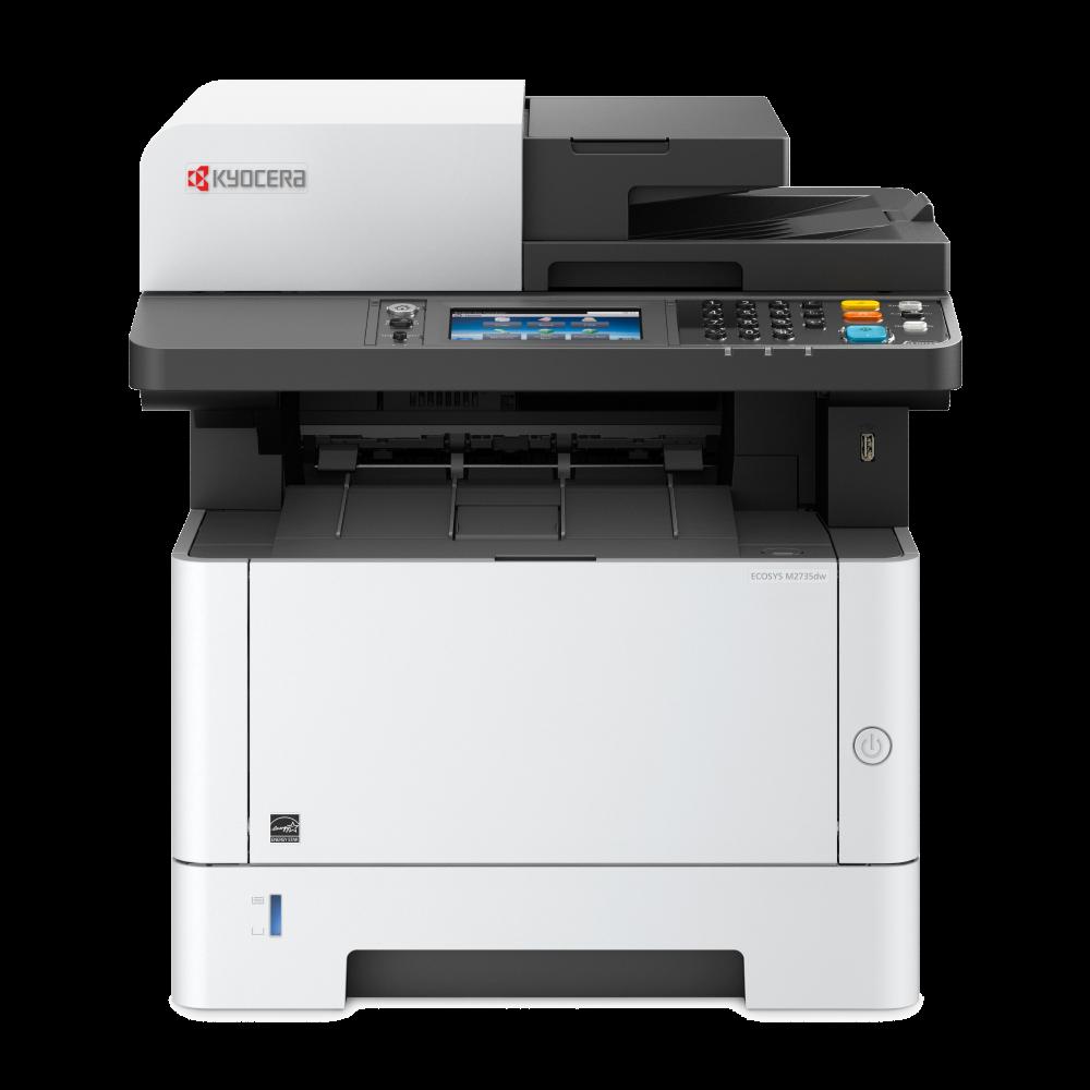 Laser Printers Kyocera M2735DW A4 Mono Laser Printer