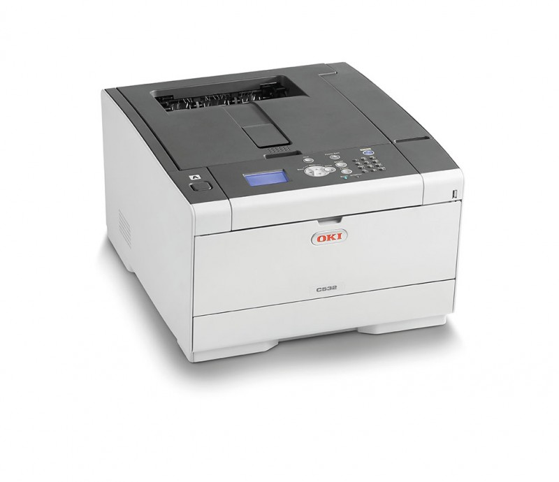 Laser Printers OKI Colour Printer C532DN