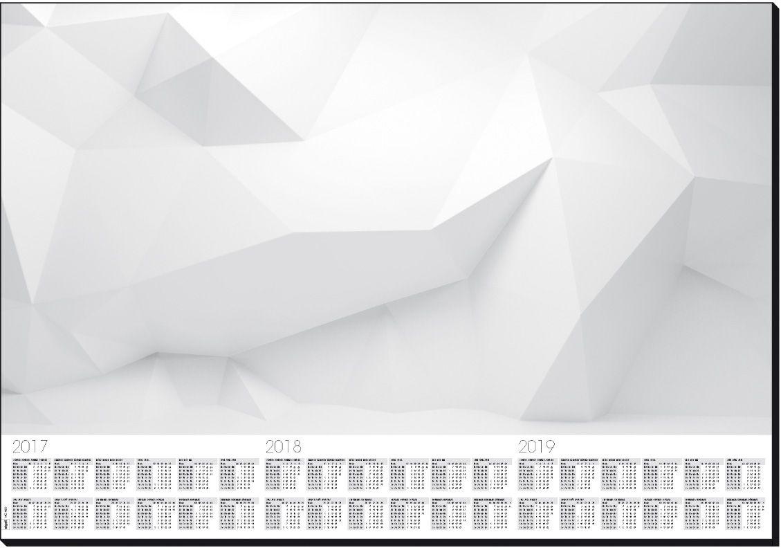 Sigel Paper Desk Pad Wall 595x410 mm