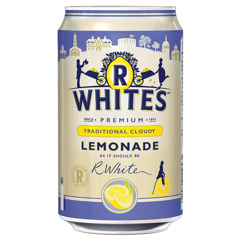 R Whites Cloudy Lemonade PK24