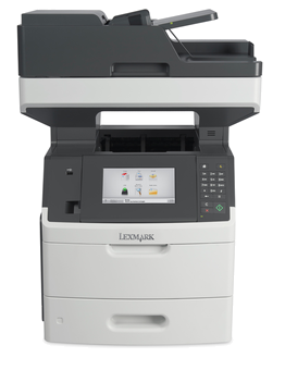 Laser Printers Lexmark Mx717De Mono A4 60ppm 4In1 Printer