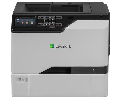 Laser Printers Lexmark Cs728De Colour A4 47 ppm Printer