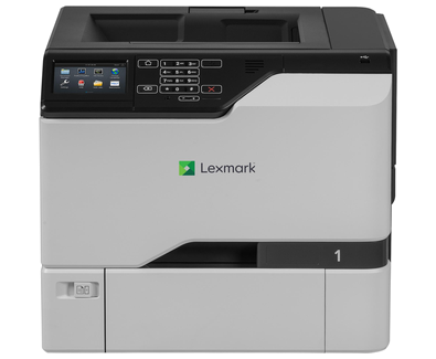 Laser Printers Lexmark Cs727De Colour A4 38 ppm Printer