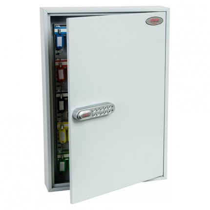 Phoenix Commercial Key Cabinet 100 Hook Electronic Lck.