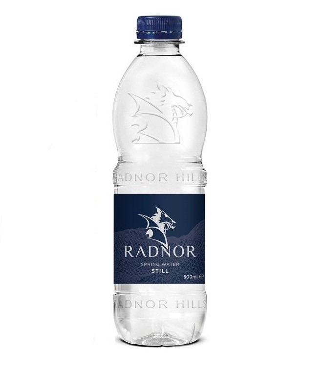 Radnor Water 500ml PK24