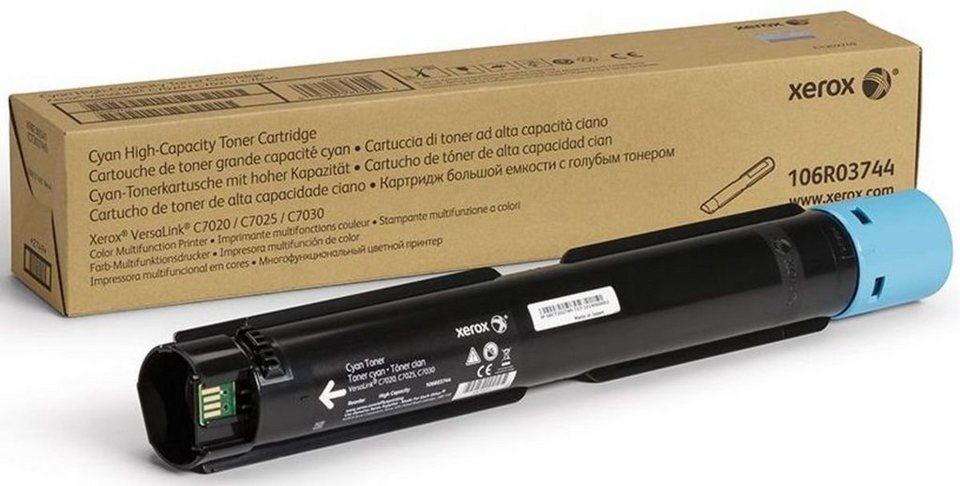 Xerox VersaLink C7020/C7025/C7030 High Capacity Cyan 9.8K