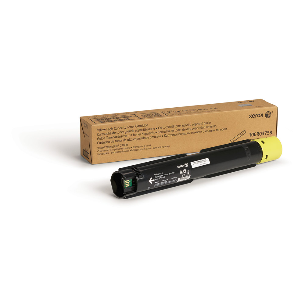 VERSALINK C7000 HC YELLOW TONER CART