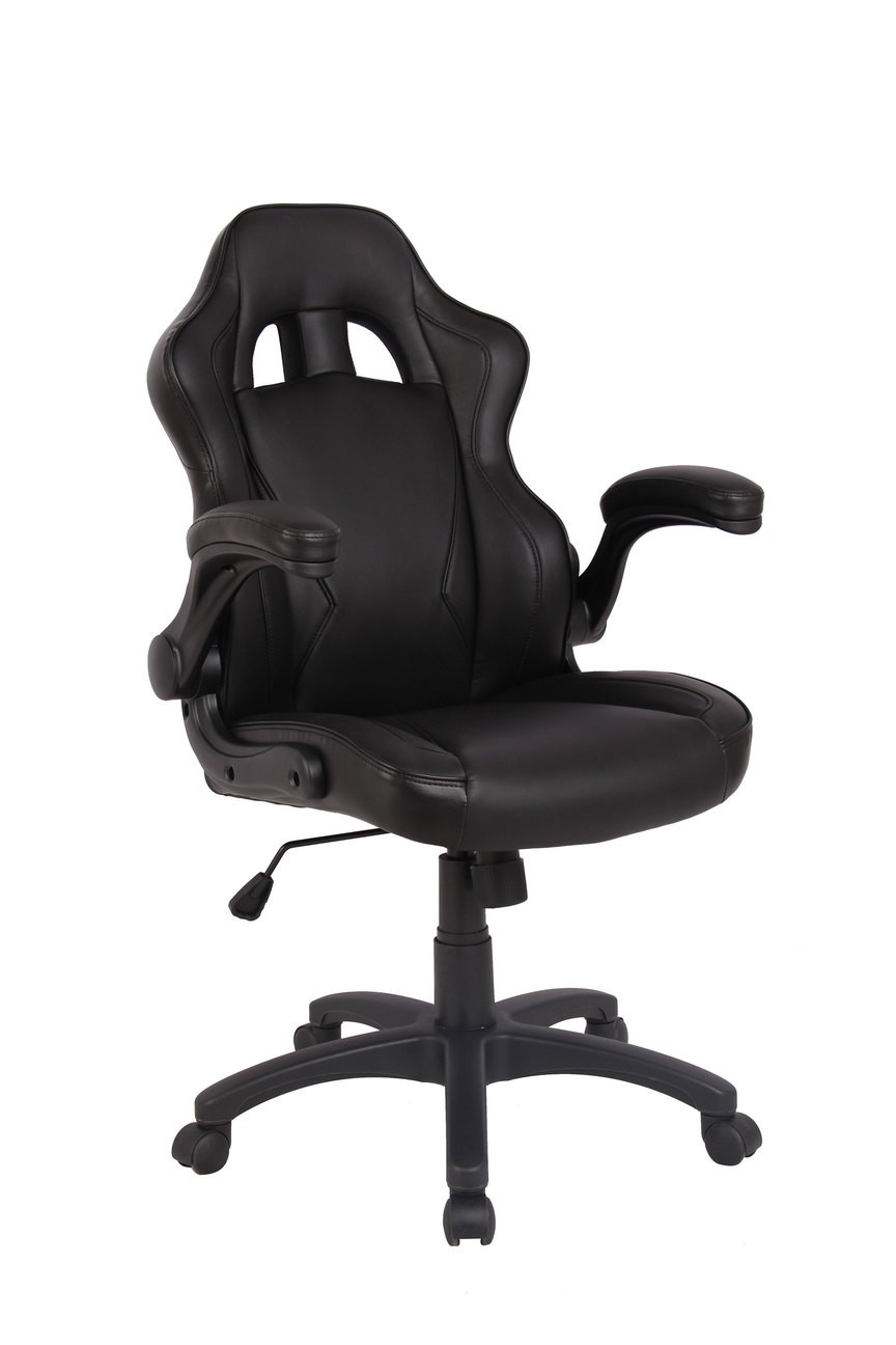 Eliza Tinsley Predator Gaming Style Office Chair Black