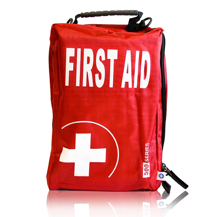 Motorist First Aid Kit Packed In Series Bag
