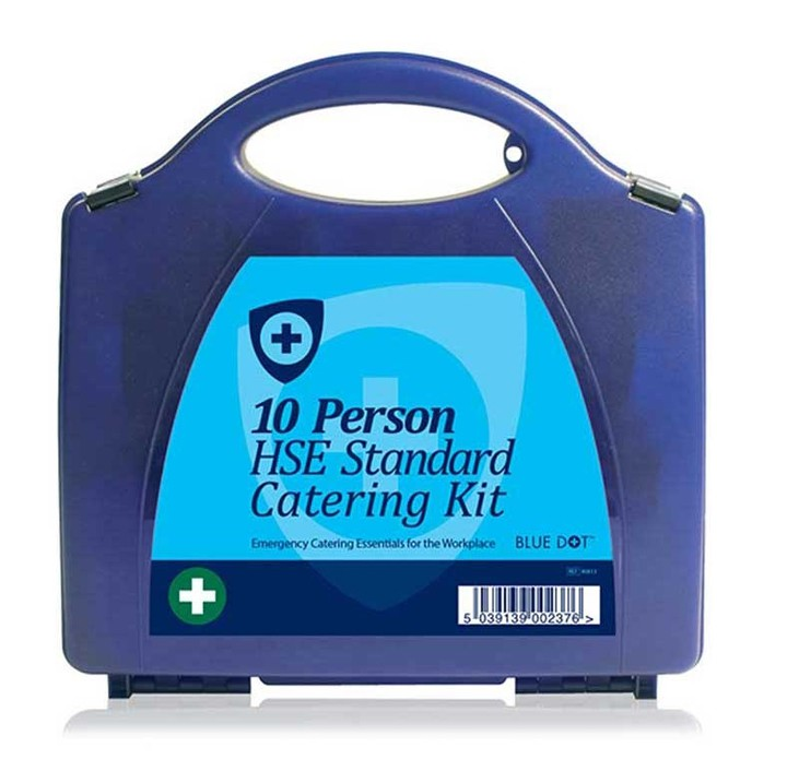 Equipment Eclipse Catering 1-10 Person First Aid Kit HSE