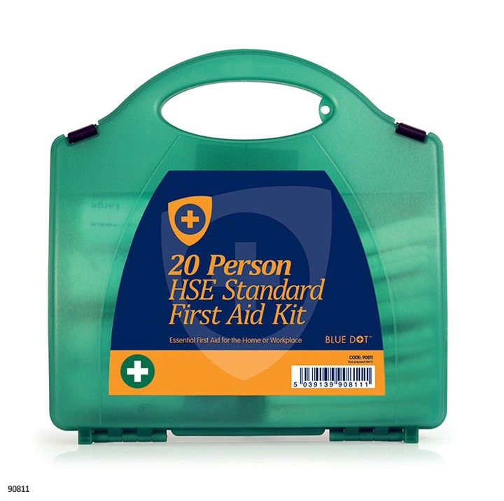 Equipment Eclipse 1-20 Person First Aid Kit HSE