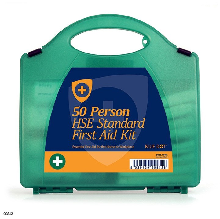 Equipment Eclipse 1-50 Person First Aid Kit HSE