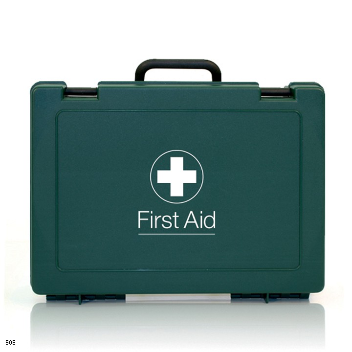 Equipment Standard 1-50 Person First Aid Kit HSE