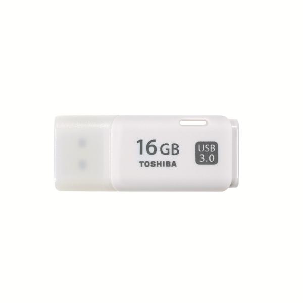 Toshiba U301 USB 3 Flash Drive 16GB Wht