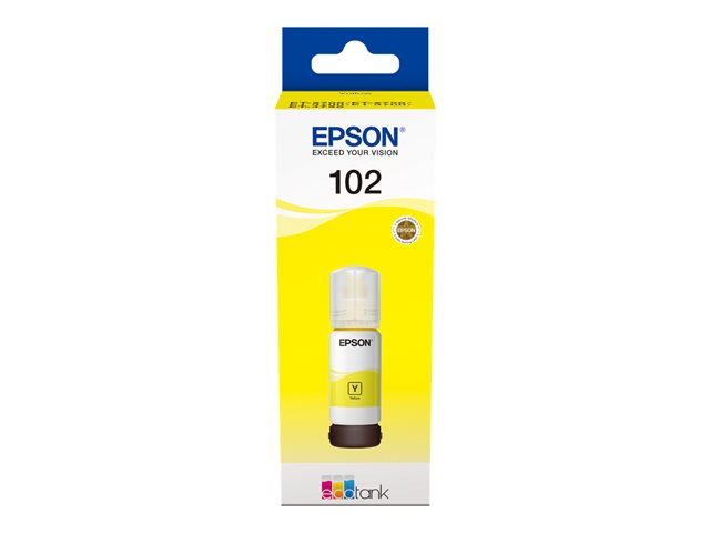 Epson C13T03R340 102 Yellow Ink 70ml