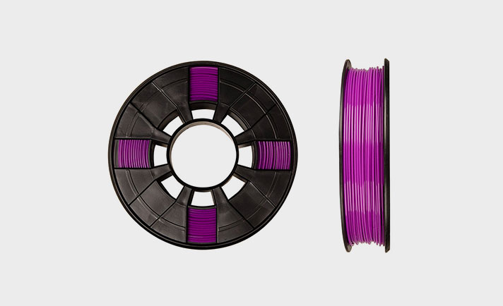 MakerBot  Filament PLA Sml  True Purple