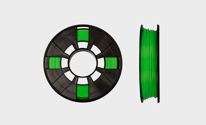 MakerBot  Filament PLA Sml Neon Green