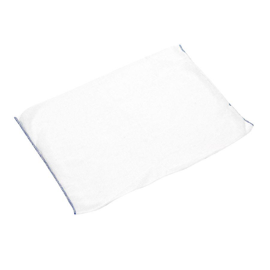 Cloths / Dusters / Scourers / Sponges Maxima Dishcloth 12x16 inch White (Pack 10)