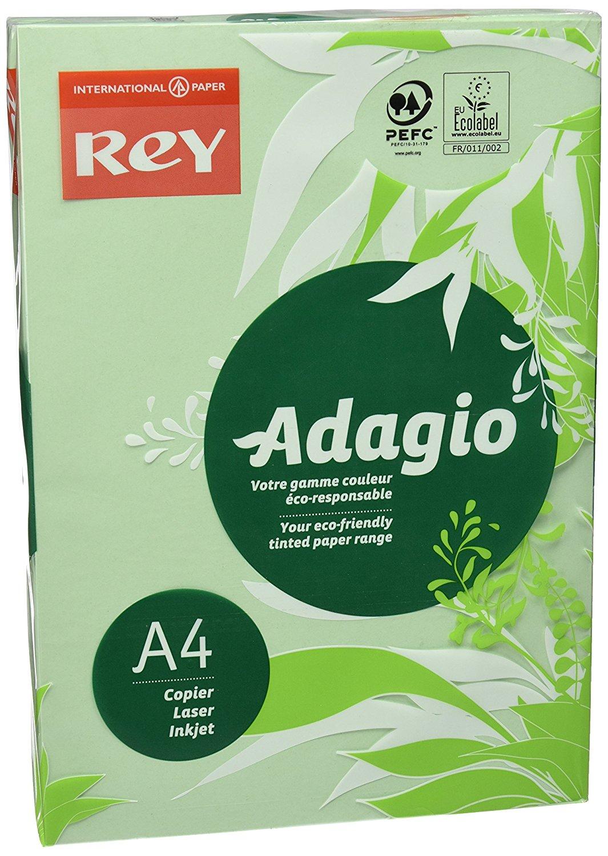 Rey Adagio A4 80gsm Green RM500