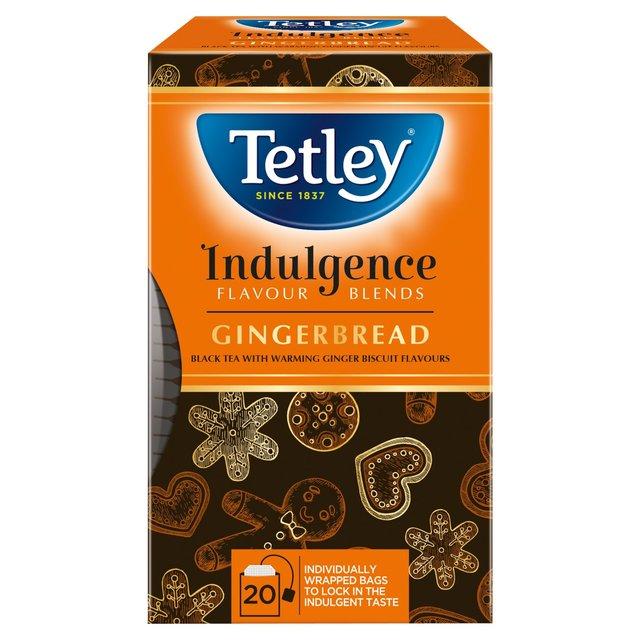 Tetley Gingerbread PK20