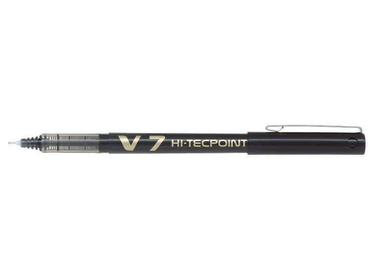 Pilot V7 Rollerball Pen Liquid Ink Black (Std Code 101434) [20 for the price of 16]
