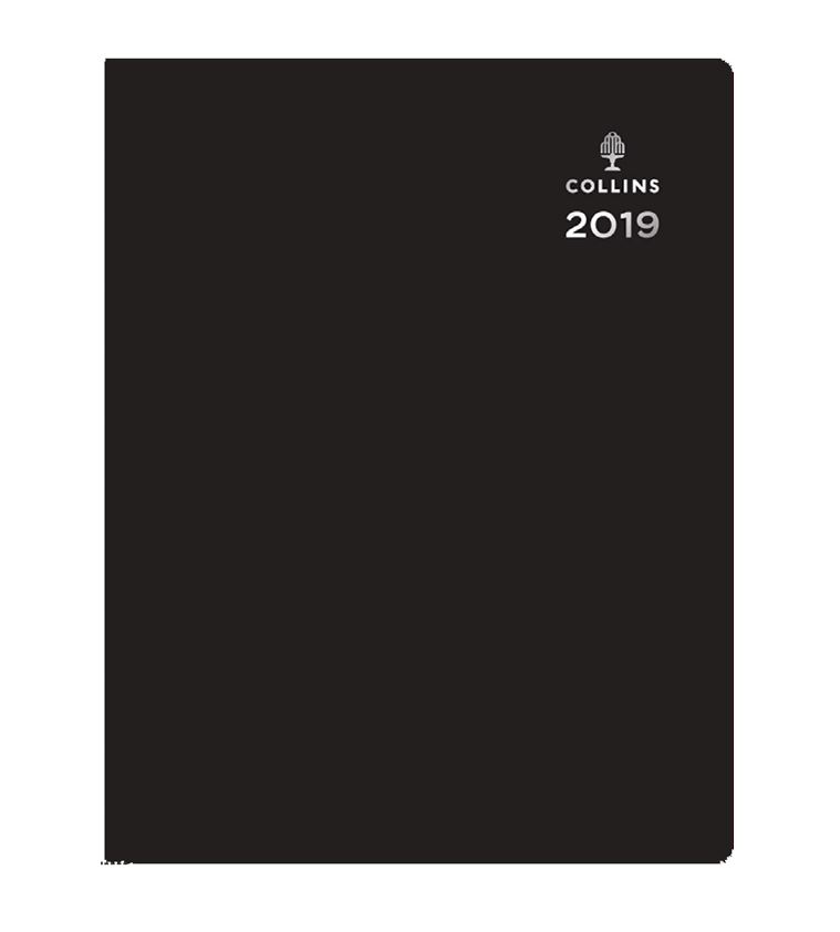 Collins A4 Leadership Diary Week to View Appointments 2019