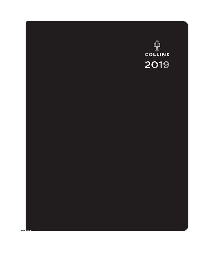 Collins A5 Leadership Diary Day to Page Appointments 2019
